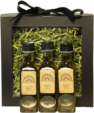 Italian Trio Olive Oil Set